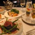 シェフのおすすめイタリアンデグスタシオンコース料理 menu de degustazione